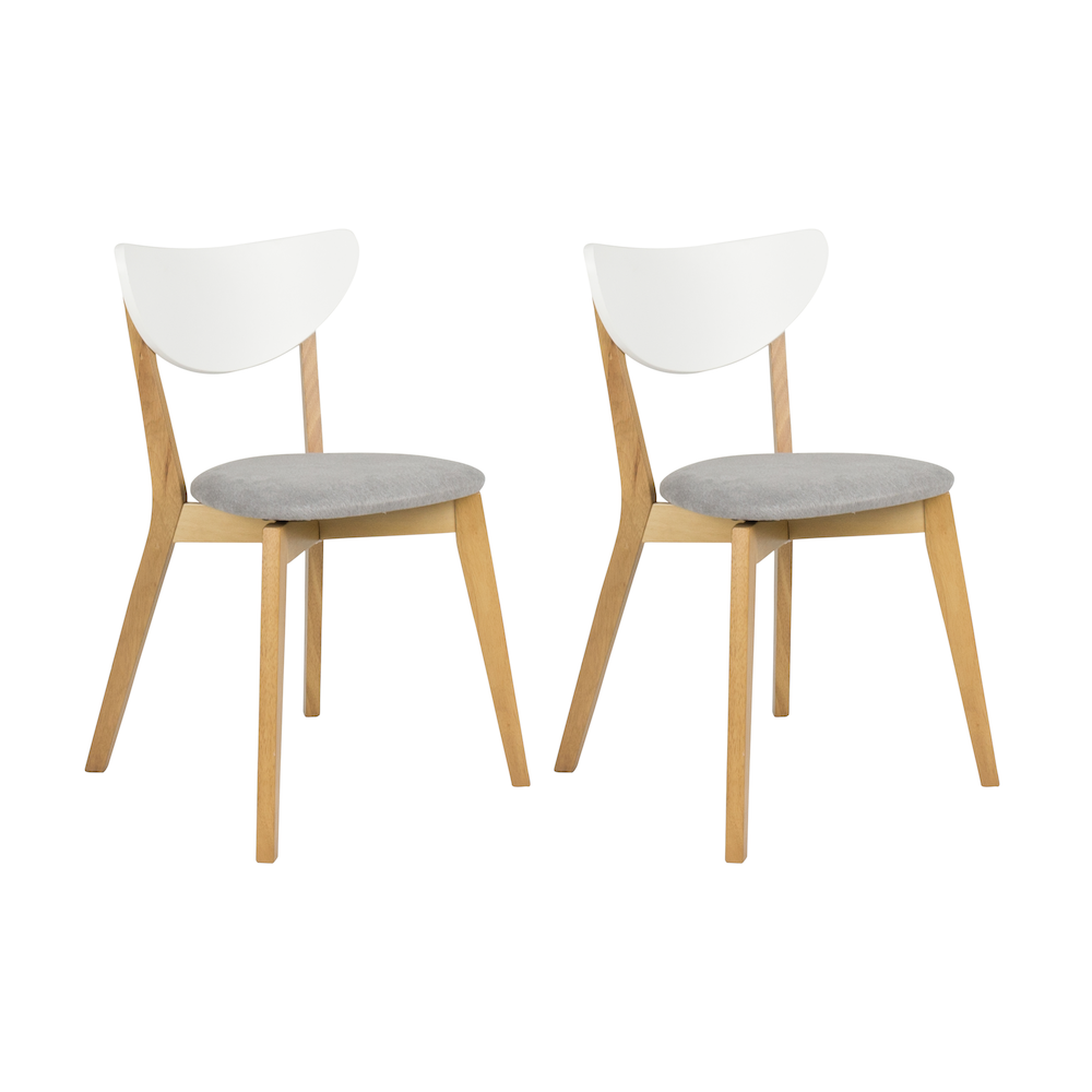 Chelsea Dining Chair Set Of 2 Hipvan