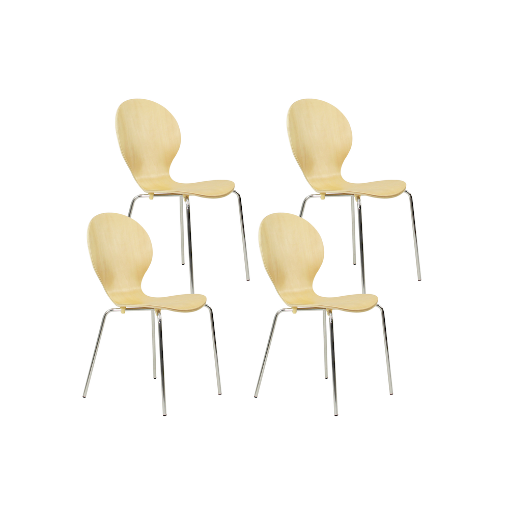 HipVan - Bedford Dining Chair (Set of 4)