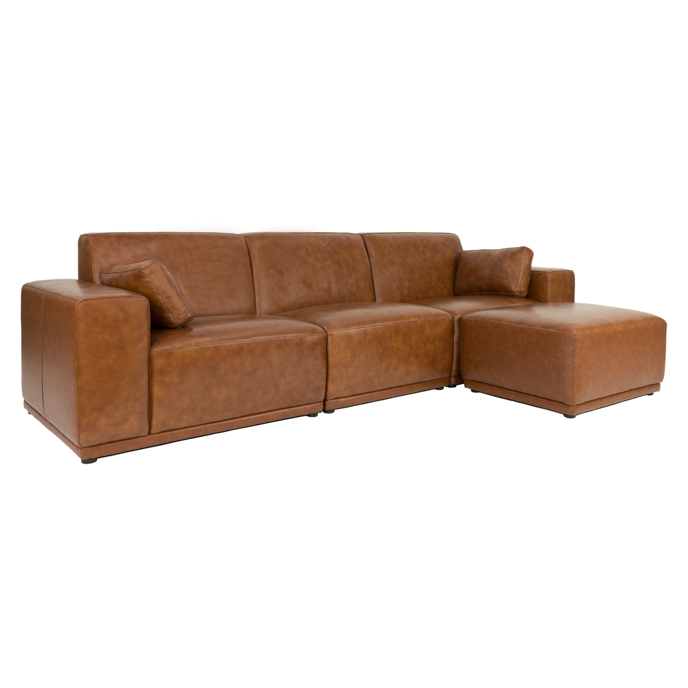 HipVan - Madison Sofa with Ottoman