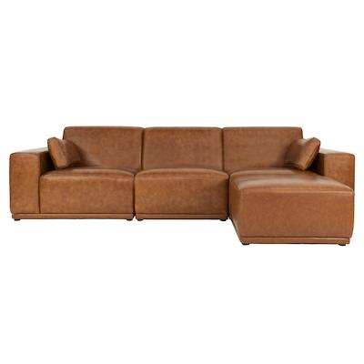 HipVan - Madison Sofa with Ottoman